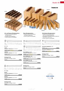 Katalog MUSIK Seite 17
